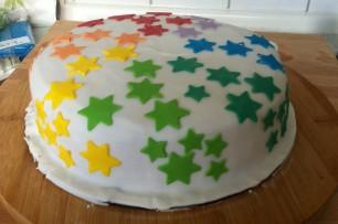 Sternchen-Torte