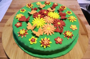 Frühlings-Torte